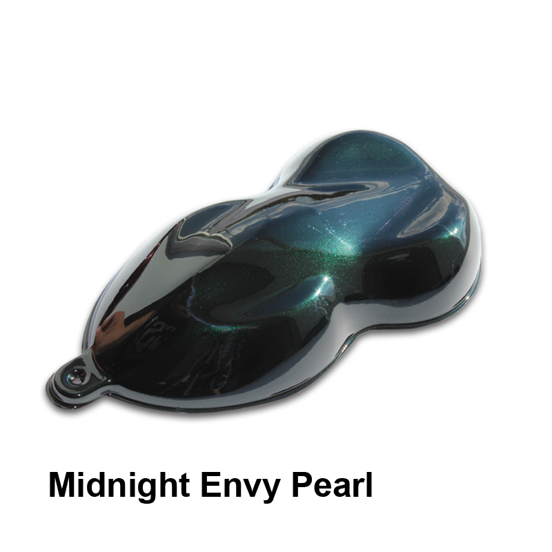 Midnight Pearl Green Paint Code