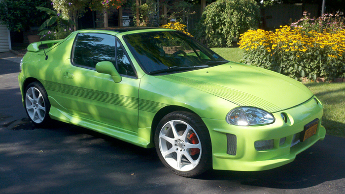 Sublime Lime Del Sol