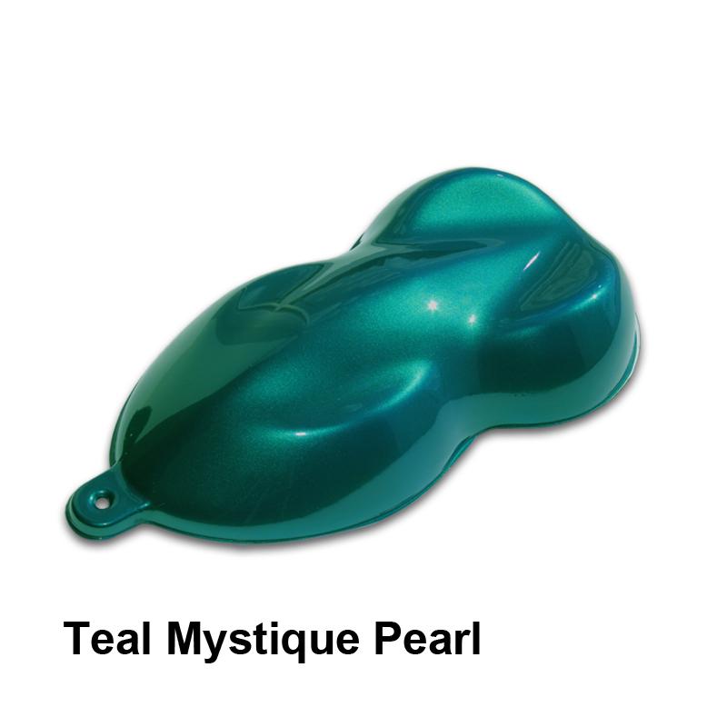 Mystique Green Paint