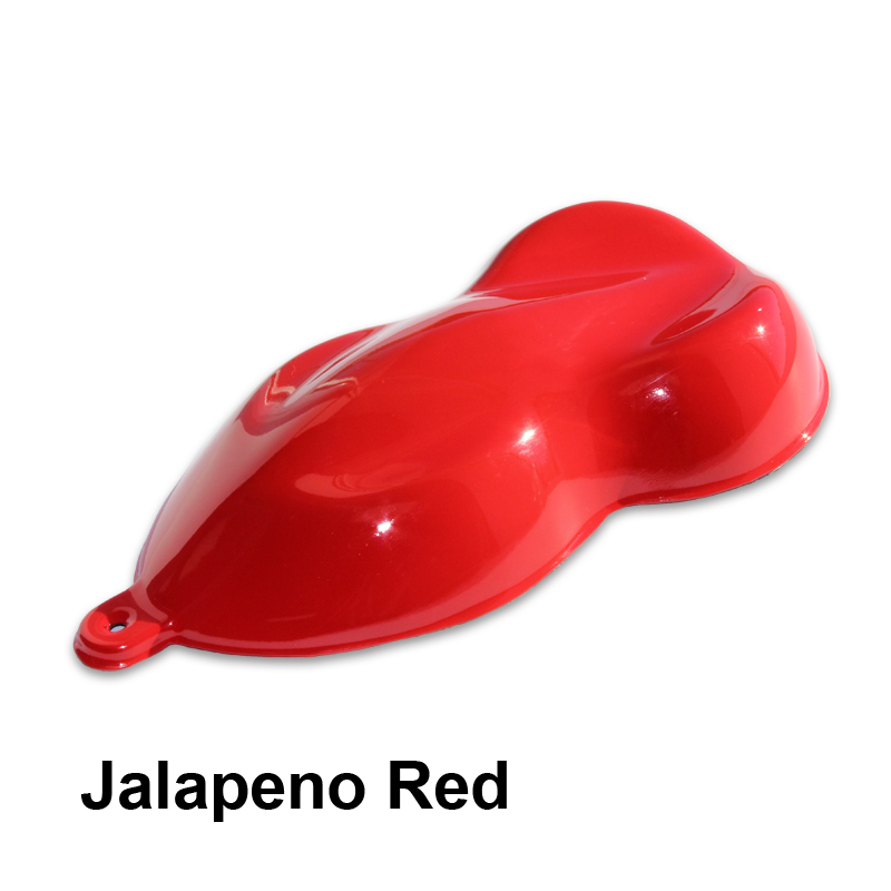 Sgc R115 Jalapeno Red Solid Paint