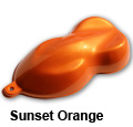 Sunset Orange