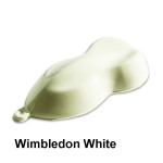 SGC-W127 Wimbledon White Solid Color Paint