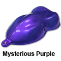 Mysterious Purple