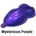 Mysterious Purple