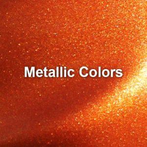 metallic car paints