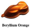 Beryllium Orange