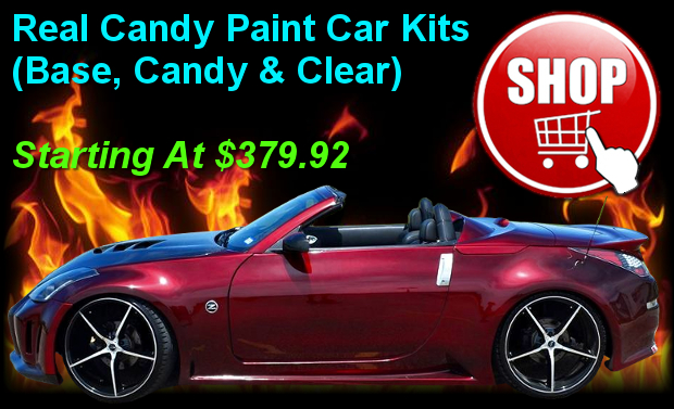 Chameleon Auto Paint | Quality Chameleon Car Paint - The