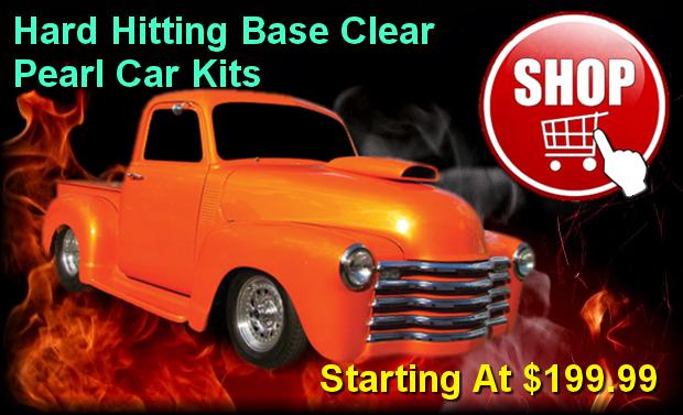 TheCoatingStore Custom Car Paint Colors Auto Paint Colors